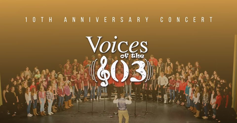 Voices of the 603 10th Anniversary Concert